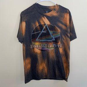 Pink Floyd vintage acid wash top